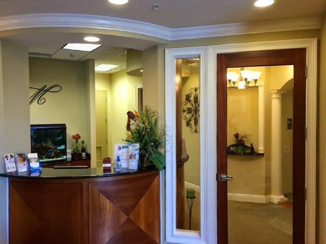 naples dentistry front desk